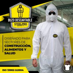 Trajes de protección